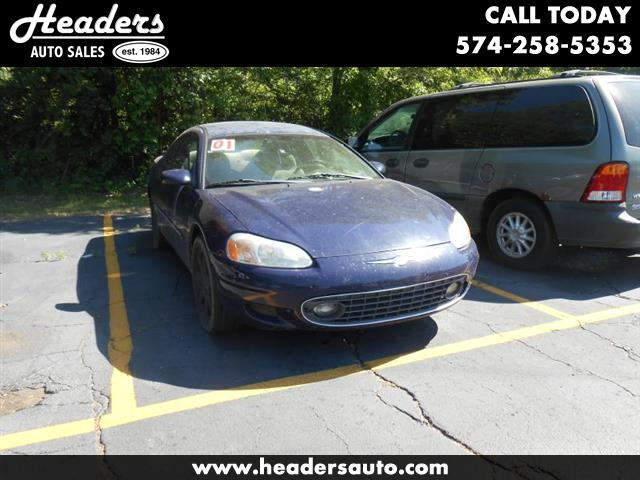 2001 Chrysler Sebring LXi Coupe