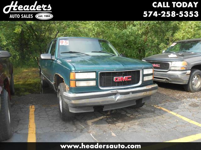 1995 GMC Sierra C/K 1500 Club Coupe 6.5-ft. Bed 4WD