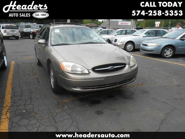 2003 Ford Taurus Wagon SE