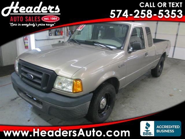 2004 Ford Ranger TREMOR SuperCab 4-Door 2WD
