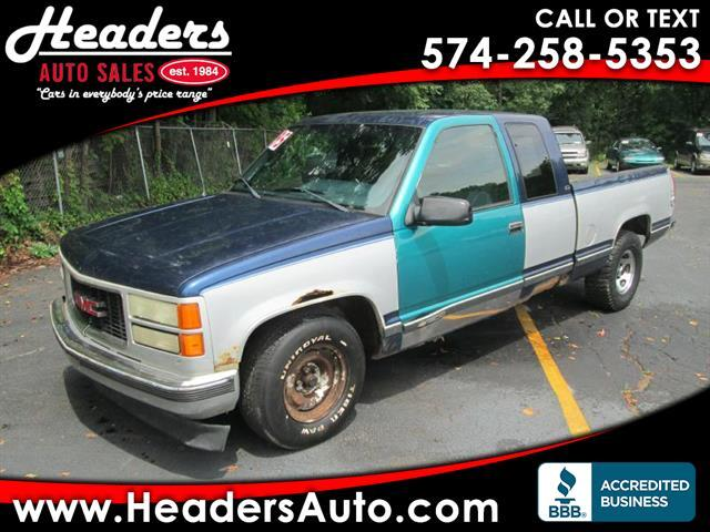 1995 GMC Sierra C/K 1500 Club Coupe 8-ft. Bed 2WD