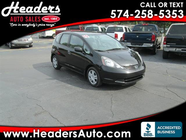 2010 Honda Fit 5-Speed AT