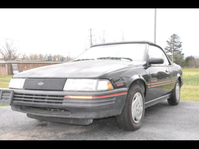 1993 Chevrolet Cavalier RS Convertible