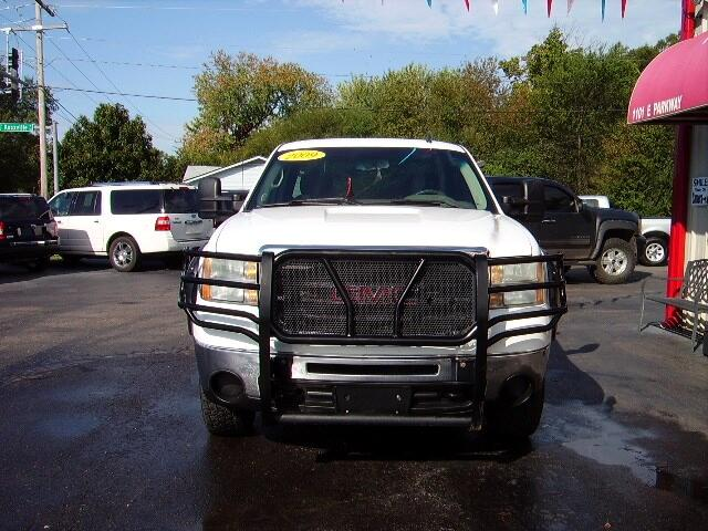 2009 GMC Sierra 2500HD Work Truck Ext. Cab Long Box 4WD