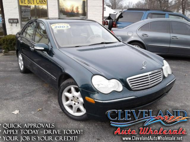 2003 Mercedes-Benz C-Class C240 Sedan