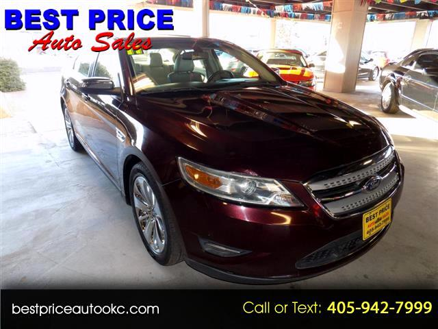 2011 Ford Taurus Limited FWD