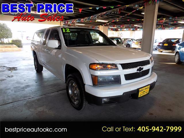 2012 Chevrolet Colorado Work Truck Ext. Cab 2WD