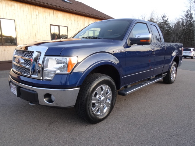 2010 Ford F-150 LARIAT 4WD