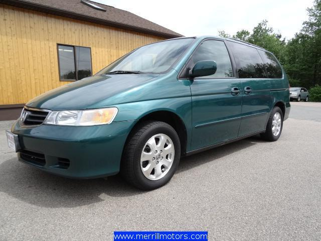 Used 2002 Honda Odyssey For Sale In Coventry Ri 02816
