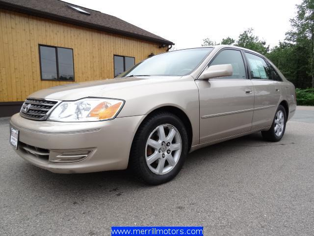 Used 2003 Toyota Avalon For Sale In Coventry Ri 02816