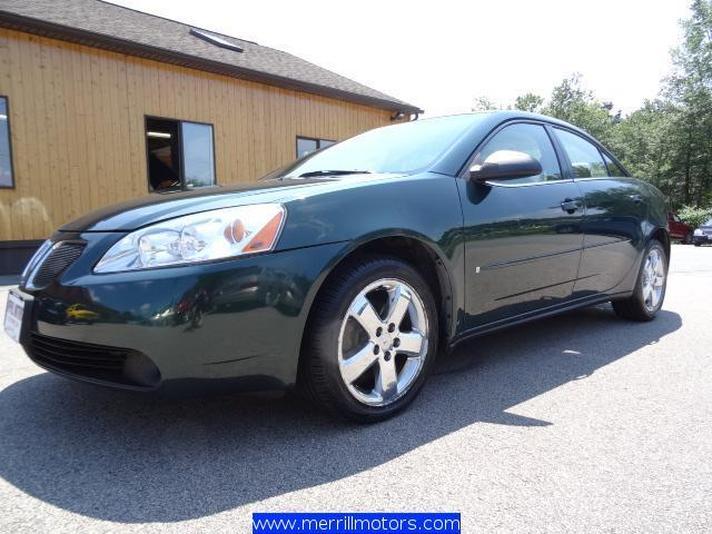 Used 2007 Pontiac G6 For Sale In Coventry Ri 02816 Merrill