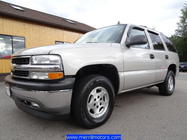 used 2006 chevrolet tahoe for sale in coventry ri 02816 merrill motors. Black Bedroom Furniture Sets. Home Design Ideas