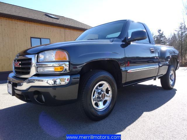 used 2003 gmc sierra 1500 for sale in coventry ri 02816 merrill motors. Black Bedroom Furniture Sets. Home Design Ideas