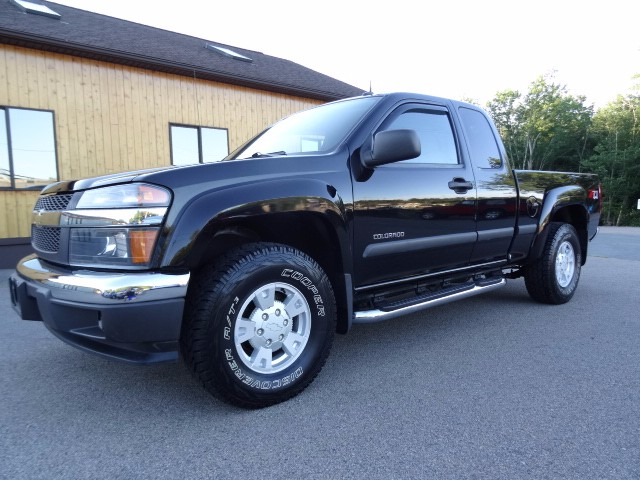 Used 2004 Chevrolet Colorado Z71 4wd For Sale In Coventry