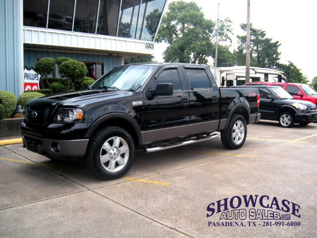 2006 Ford F-150 FX4 4WD