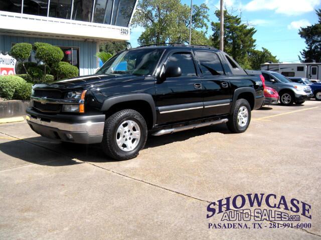 2004 Chevrolet Avalanche 1500 Z66
