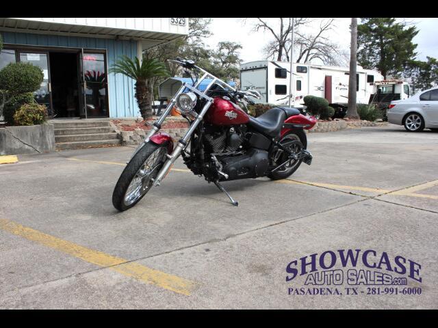 2004 Harley-Davidson FXSTB
