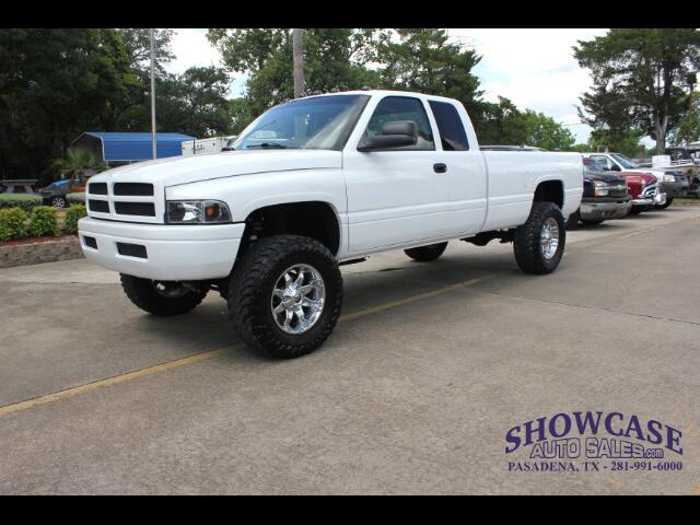 1998 Dodge Ram 2500 Quad Cab 8-ft. Bed 4WD