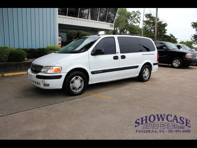 2002 Chevrolet Venture Extended Wheelbase Plus