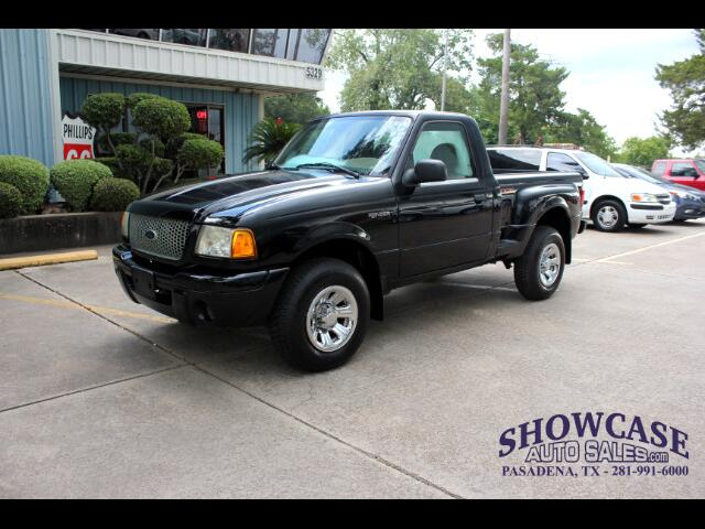 2002 Ford Ranger Edge Short Bed 2WD