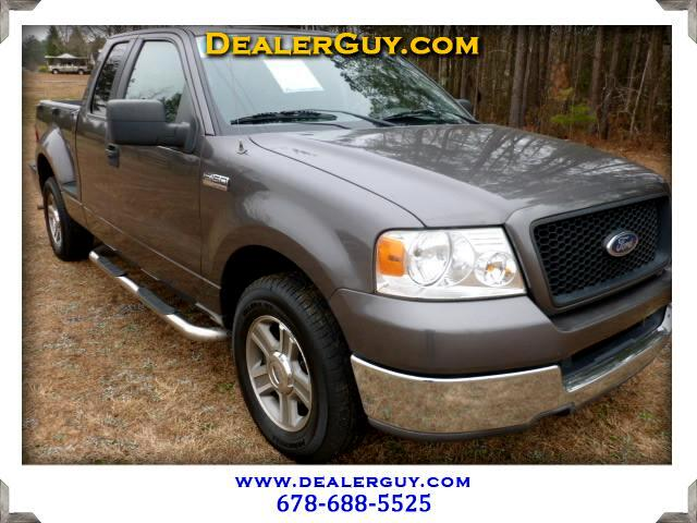 2005 Ford F-150 STX SuperCab Flareside 2WD