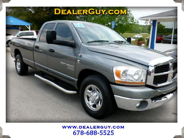 2006 Dodge Ram 2500 SLT Quad Cab Long Bed 2WD