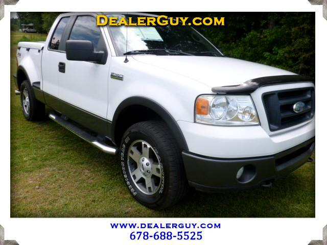 2008 Ford F-150 FX4 SuperCab Flareside