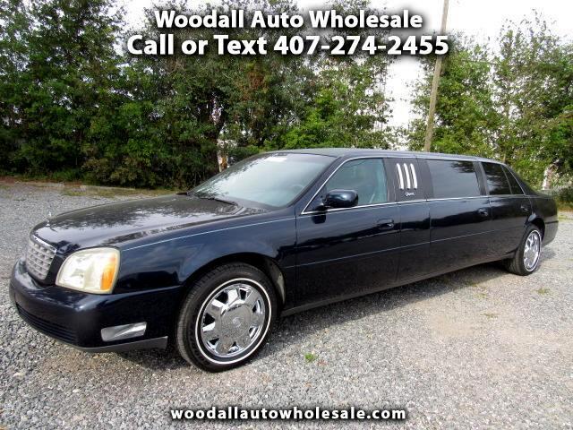 2003 Cadillac Krystal Koach 4dr Sdn Limousine