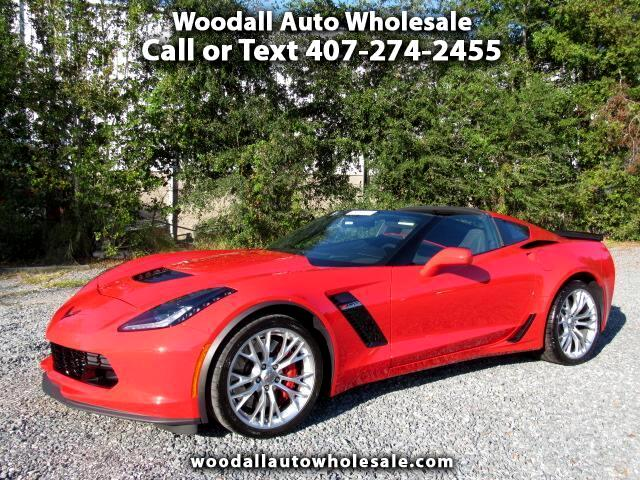 2016 Chevrolet Corvette 2dr Z06 Cpe w/1LZ