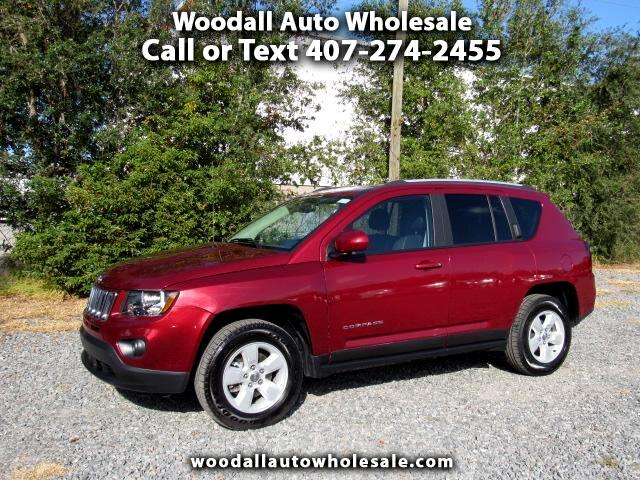 2017 Jeep Compass Latitude FWD *Ltd Avail*