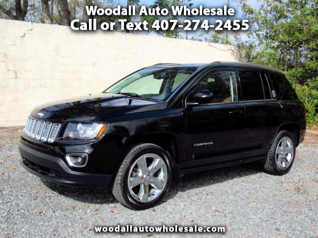 2015 Jeep Compass 4WD 4dr Limited