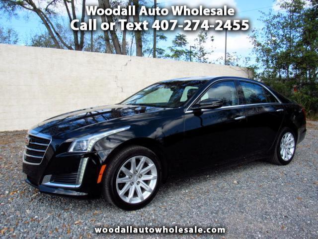 2016 Cadillac CTS 4dr Sdn 2.0L Turbo RWD