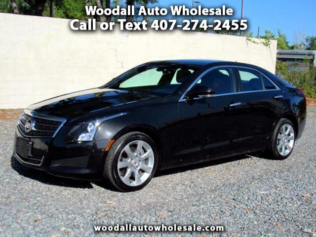 2014 Cadillac ATS 4dr Sdn 2.0L Luxury AWD