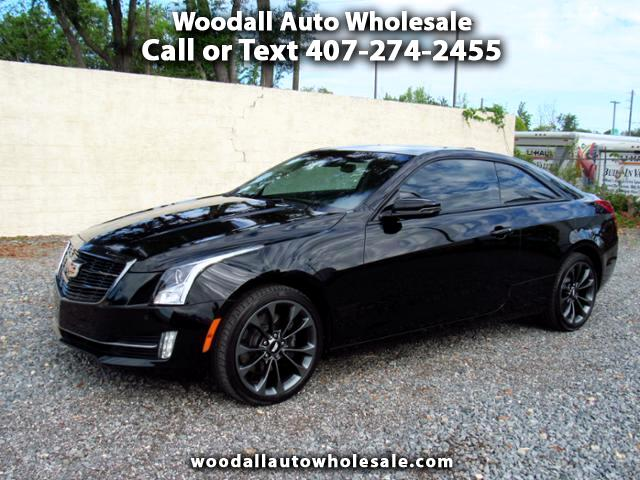 2015 Cadillac ATS 2dr Cpe 2.0L Performance AWD