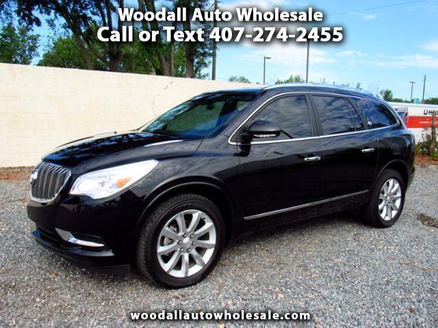 2015 Buick Enclave AWD 4dr Premium