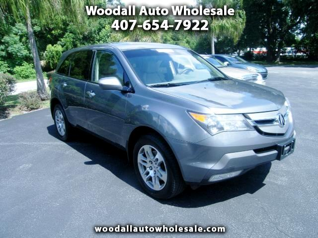 2009 Acura MDX 3.7 Technology