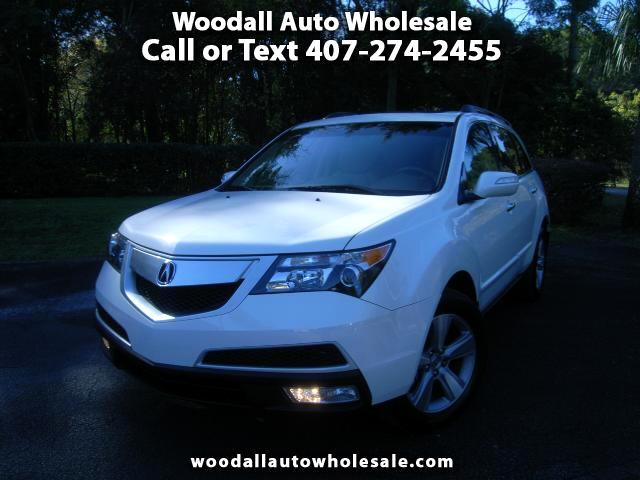 2012 Acura MDX 3.7 Technology