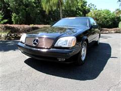 1999 Mercedes-Benz CL-Class