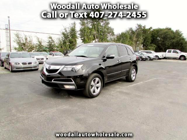 2013 Acura MDX 3.7 Technology