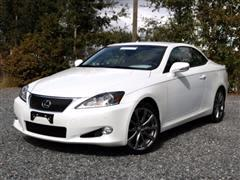 2014 Lexus IS C
