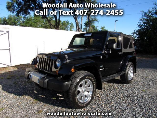 2011 Jeep Wrangler 4WD 2dr 70th Anniversary *Ltd Avail*