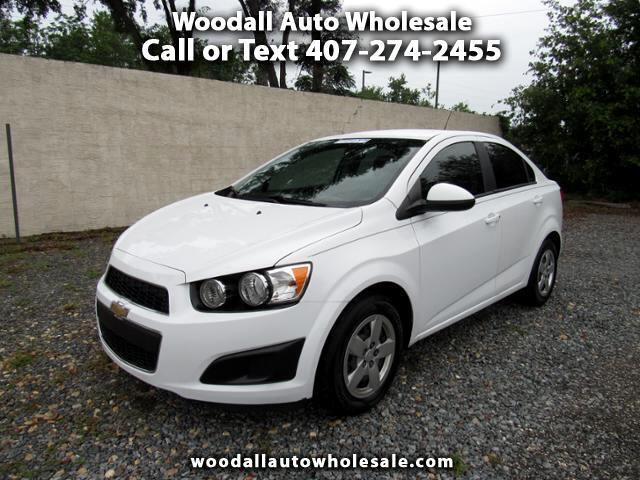 2015 Chevrolet Sonic 4dr Sdn Auto LS