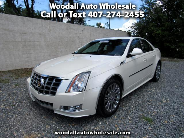 2013 Cadillac CTS 4dr Sdn 3.6L Performance RWD