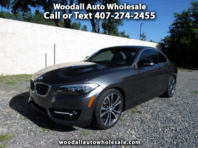 2014 BMW 2-Series 2dr Cpe 228i RWD