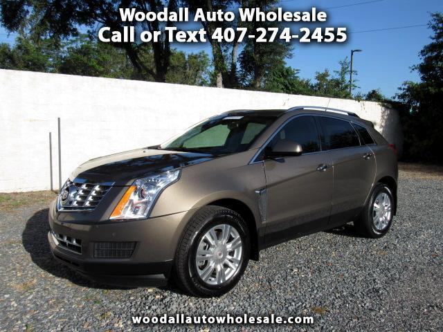 2014 Cadillac SRX FWD 4dr Luxury Collection