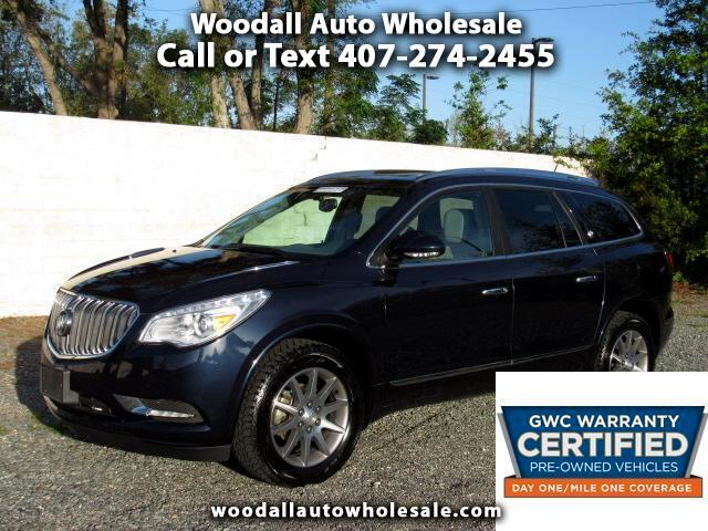 2015 Buick Enclave AWD 4dr Leather