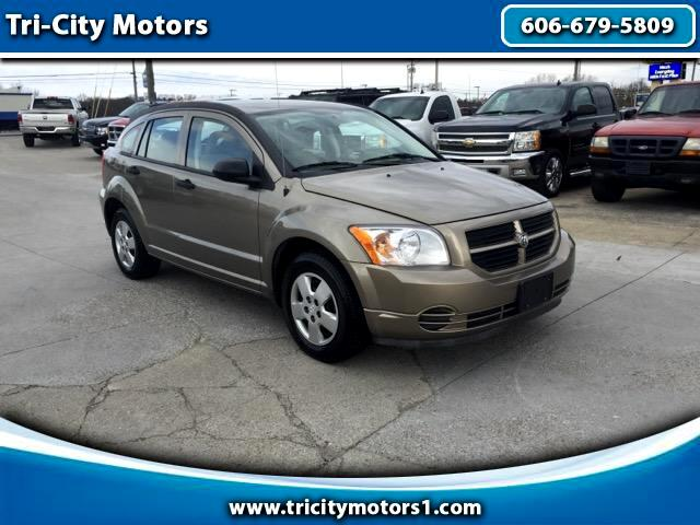 Used 2007 dodge caliber se for sale in somerset ky 42501 for Tri city motors superstore somerset ky