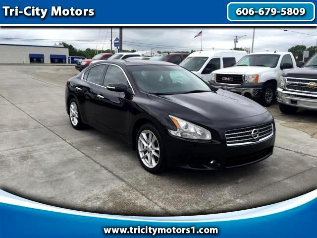 Used 2011 nissan maxima sv for sale in somerset ky 42501 for Tri city motors superstore somerset ky