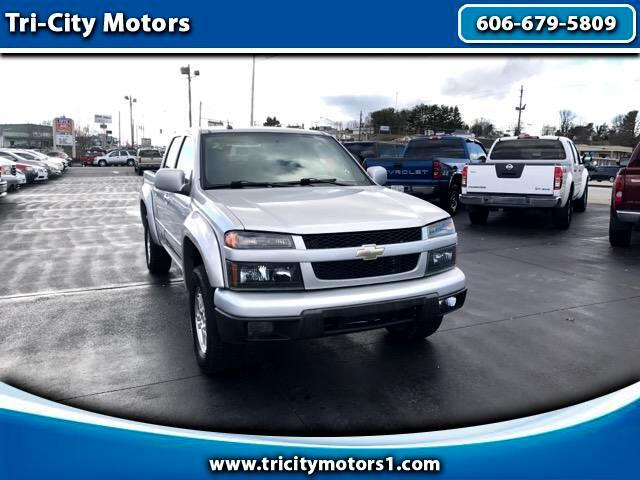 Used 2011 chevrolet colorado 1lt crew cab 4wd for sale in for Tri city motors superstore somerset ky