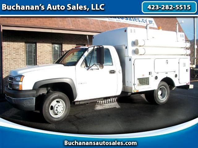 2005 Chevrolet Silverado 3500 Regular cab RWD